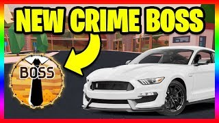 🔴 NEW CRIME BOSS GAMEPASS! Roblox Jailbreak NEW UPDATE INFO! NEW CAR CONFIRMED! | Jailbreak LIVE