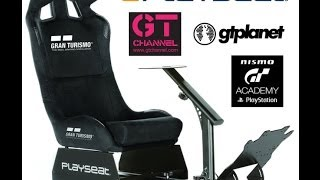 video thumbnail of GT6 Playseat Challenge Live Event | GTPlanet + GTChannel Stream