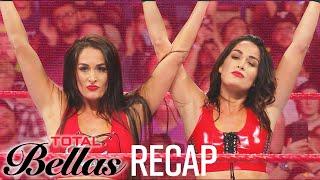 Brie Wants Baby #2 & Nikki Organizes Pep Rally | Total Bellas Recap (S4 Ep9)