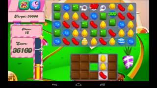 Candy Crush Saga Level 73 Walkthrough
