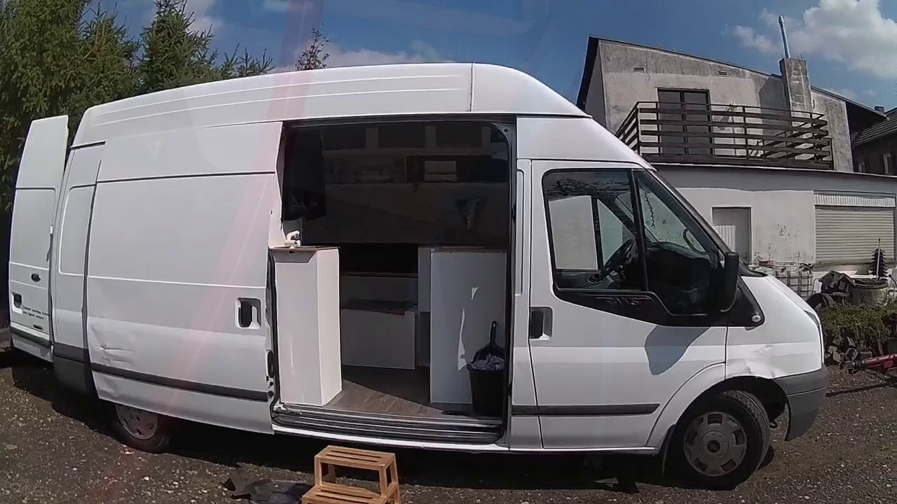 ford transit custom camper ausbau ford transit camper. Black Bedroom Furniture Sets. Home Design Ideas