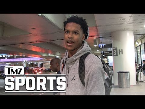 Shareef O'Neal Says He Loves LeBron, But Lakers Are His Dream Team