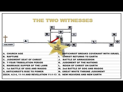 The Two Witnesses  (Part Two)