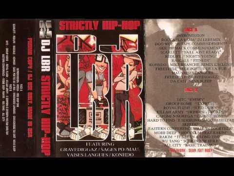 SKK - 10 Mack Commendement (DJ LBR - Strictly HipHop) (1997)