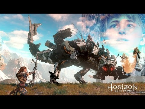Horizon Zero Dawn - Official Trailer (Only on PS4)