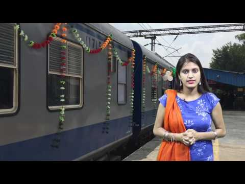 India's First Solar-Powered DEMU Train Unveiled By Indian Railways; Check Features