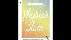 Particle Physics Slam at University of Oregon