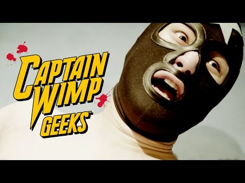 GEEKS [ CAPTAIN WIMP ] Music Video