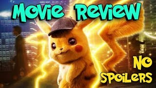 BEST Video Game Movie Ever? Pokemon Detective Pikachu Movie Review NO SPOILERS