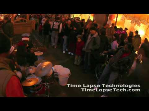 Time Lapse - Marshall Field's Last Christmas