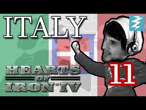 AFRICA DESERT STORM [11] Italy - Hearts of Iron IV HOI4 Paradox Interactive