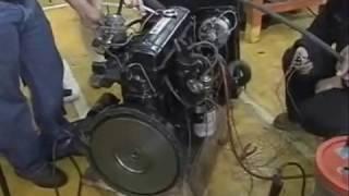 USF motor de agua