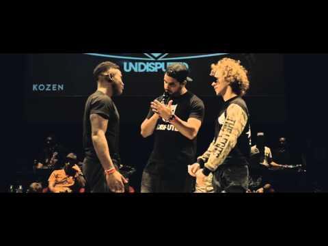 Undisputed World Bboy Masters 2015 Official Recap