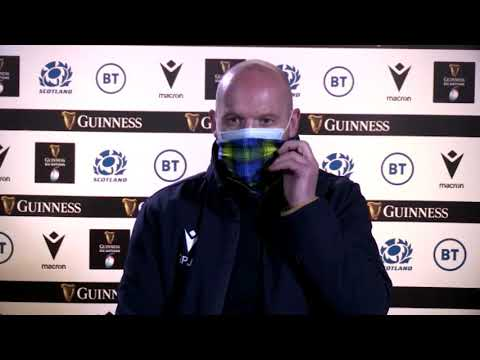 Scotland 24-25 Wales  - Gregor Townsend - Post-Match Press Conference