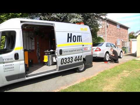 Hometyre Mobile Tyre Fitters Across Hampshire