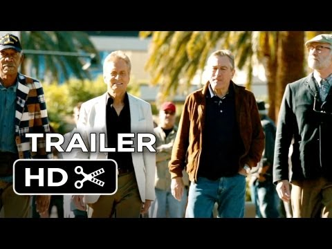 Last Vegas Official Trailer #1 (2013) - Robert De Niro, Michael Douglas Movie HD