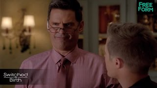 Switched at Birth - Season 3: Episode 2 | Clip: Carlton's New Field Hockey Team