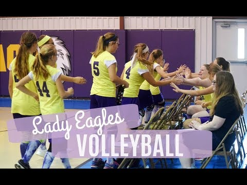 CAC Lady Eagles Volleyball vs. Christian Academy of Madison [August 12]