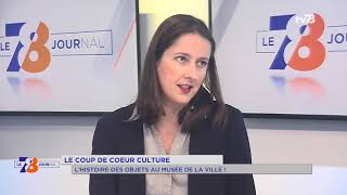 Coup de coeur culture : Plongez dans l'histoire des objets au musée de la ville