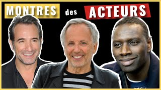 LUCHINI, DUJARDIN, OMAR SY...  The Watches of the French Actors. 🇫🇷