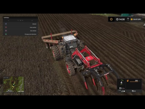 Fs17 making place to store logs part 2