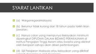 Jawatan Kosong Kementerian Pendidikan Malaysia KPM April 2014