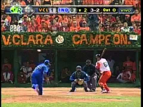 Momentos estelares del equipo de Villa Clara: VC vs Industriales