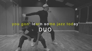 Masego - You gon' learn some jazz today / DUO choreography