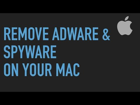 Remove Adware and Malware on Your Mac: FREE
