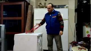 Spotçular Çarşısı - Çamaşır Makinesi Montajı