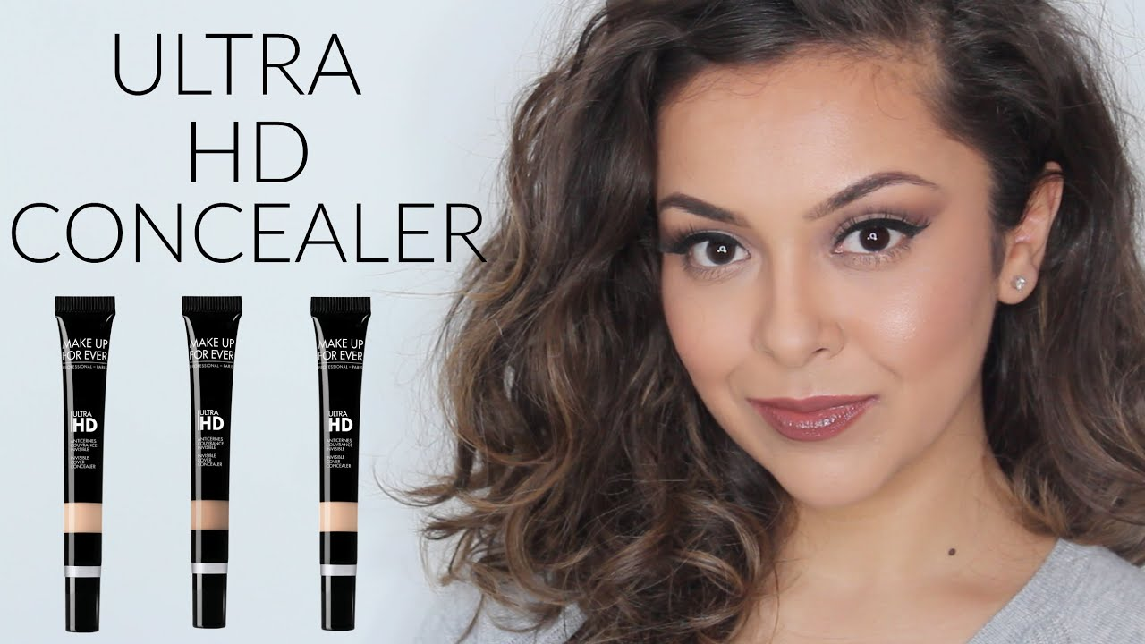 Makeup Forever Ultra HD Concealer Review + Demo - TrinaDuhra