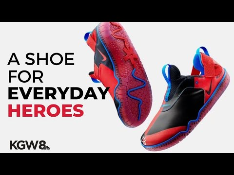 CK - VIDEO: Nike Creates Shoes For Medical Professionals & Donates Proceeds