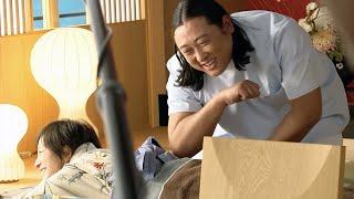 広末涼子&ロバート秋山出演・マッサージのシーンでは緊張/サントリー「のんある気分」CMメイキング 広末涼子 検索動画 23