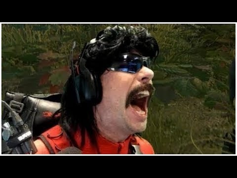 DrDisRespect Gets AGGRESSIVE With M416 and M24 on PUBG - HighOctane Gameplay (8/31/18)