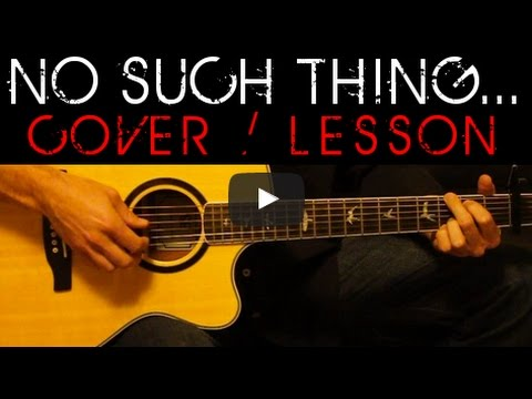 NO SUCH THING AS A BROKEN HEART - Old Dominion Cover 🎸 Easy Acoustic Guitar Tutorial / Lesson Lyrics