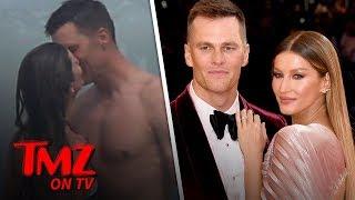 Tom Brady and Gisele's GOAT on GOAT Action | TMZ TV