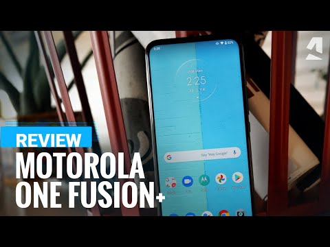Motorola One Fusion+ full review