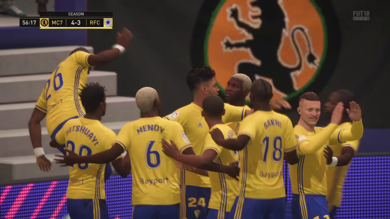 Lemina Fifa 17