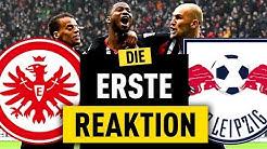 Traum-Tor von Toure! Eintracht Frankfurt schlägt RB Leipzig | FUSSBALL 2000 - Eintracht-Videopodcast