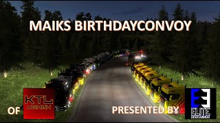 Maik's Birthdayconvoy | Official Video | Elite ENTERTAINMENT Production