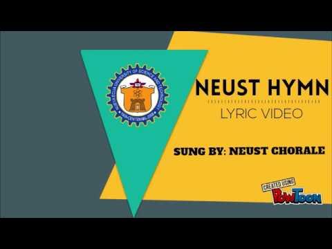 NEUST HYMN LYRIC VIDEO