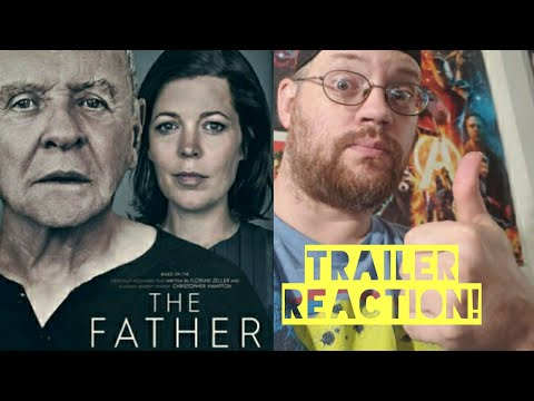 The Father Trailer #1 (2020) – REACTION!!!