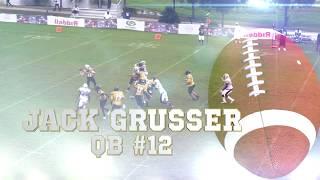 Jack Grusser #12 (Highlight Reel)