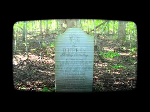The strange and mysterious grave of Mary Gordon Duffee