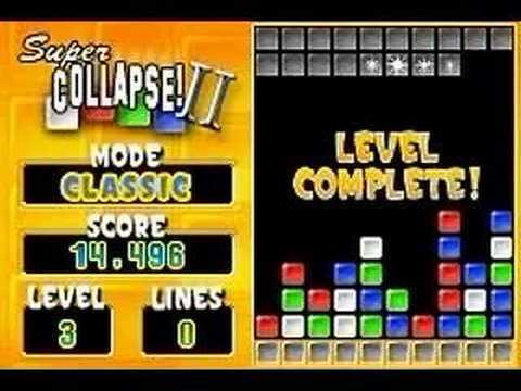 Super Collapse! II Advance (Hard, Part 2)