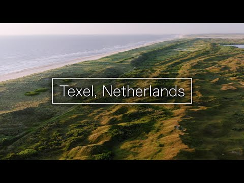 Texel, Netherlands by Drone - DJI Mavic 2 Pro