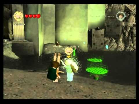 lego lotr ios red bricks