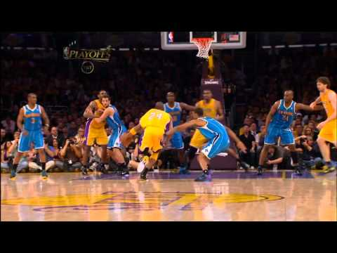 Kobe Bryant Dunk on Emeka Okafor (HD)