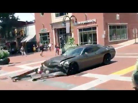 FBI investigates deadly car attack in Charlottesville, Virginia