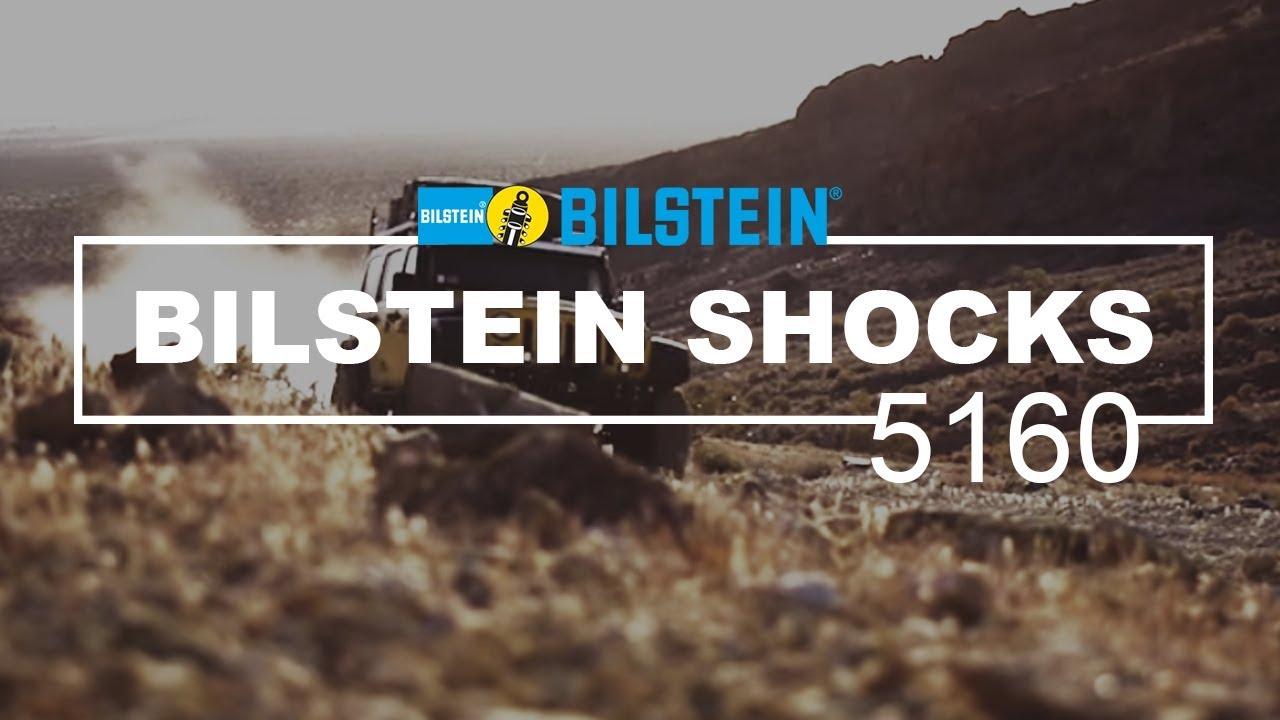 bilstein 5160 shocks youtube